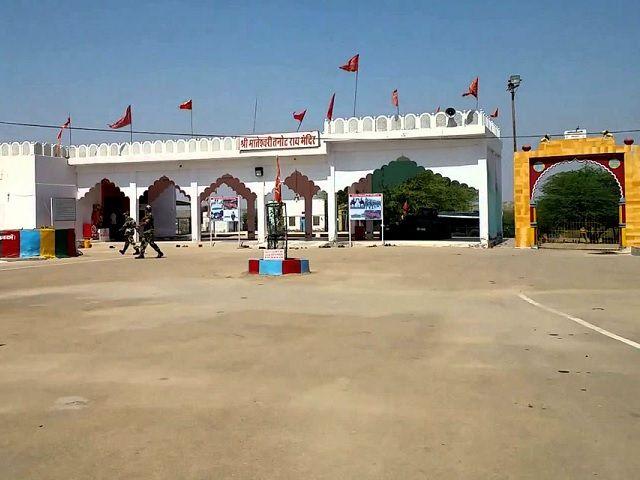 Tanot Mata Temple Jaisalmer RJ