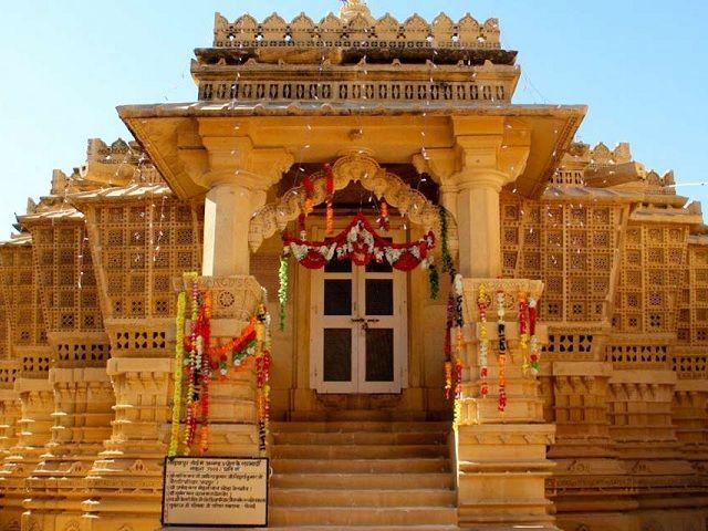 Temples of Jaisalmer Rajasthan