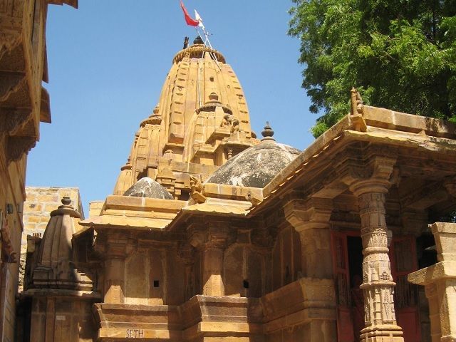 laxminath temple jaisalmer rj