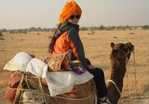 Camel Safari tour in Jaisalmer