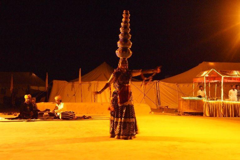 Royal Desert Camp Sam Jaisalmer