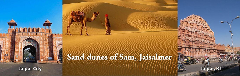 Jaisalmer Jaipur tour