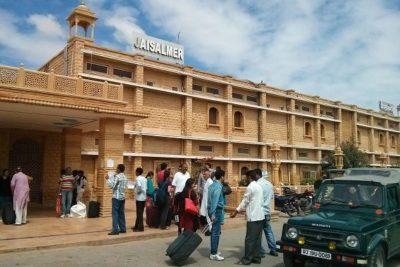 Jaisalmer railway station