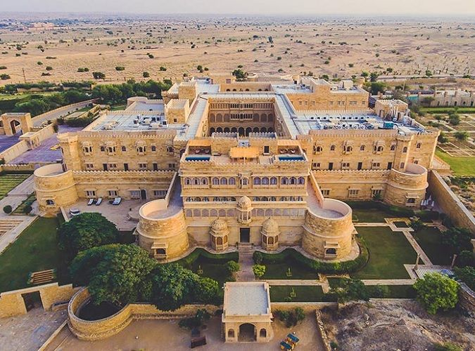 Suryagarh Hotel Jaisalmer