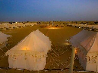 DDSC at Sam Jaisalmer