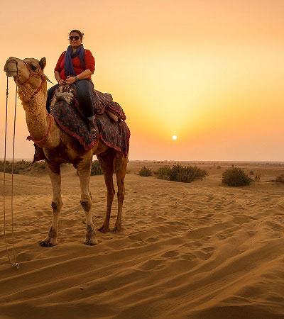 Jaisalmer Sam sand dune