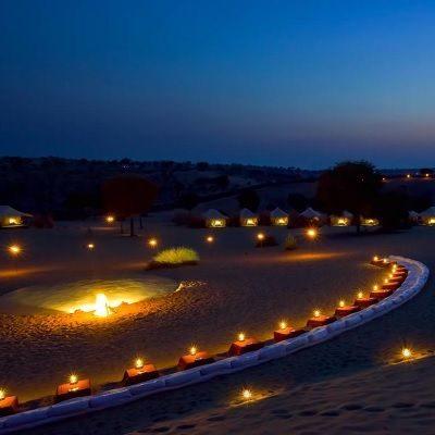 Manwar desert camp rj