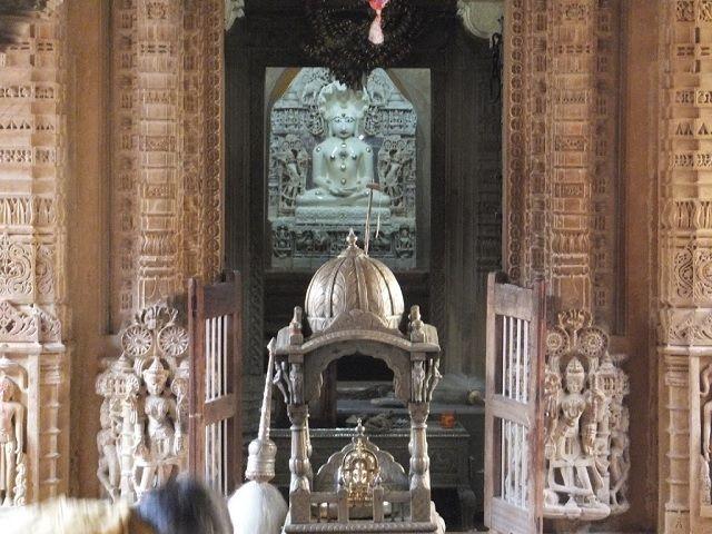 Parasnath Temple Jaisalmer rj
