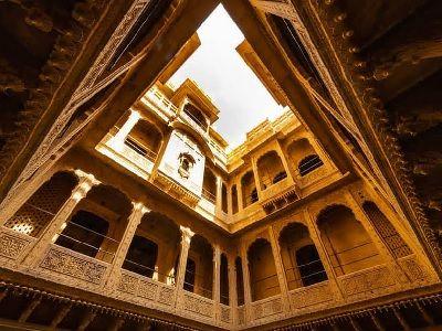 Patwon haveli Jaisalmer
