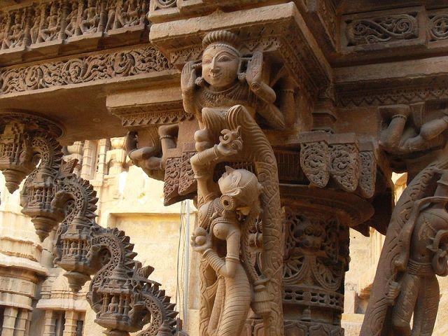 Rishabhadeva Temple Jaisalmer rj