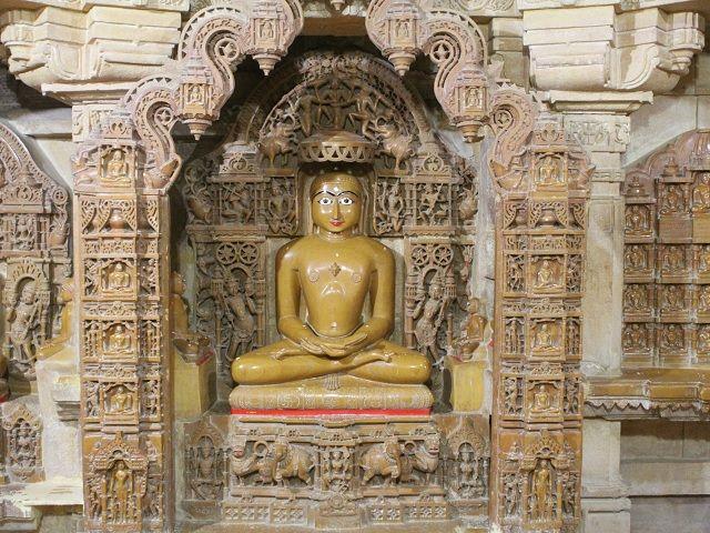 Sambhavnath Temple Jaisalmer rj