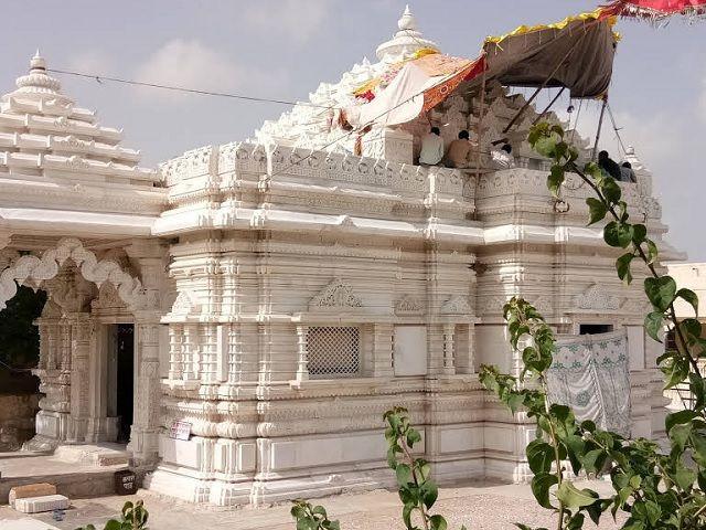 Shri Bhadariyaji Mata Temple jaisalmer rj