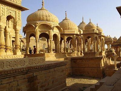 Vyas Chhatri Jaisalmer rj