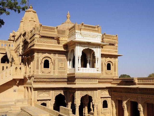 amar sagar jain temple jaisalmer rj