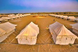 Dangri desert safari camo view
