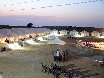 cheap desert camp in jaisalmer