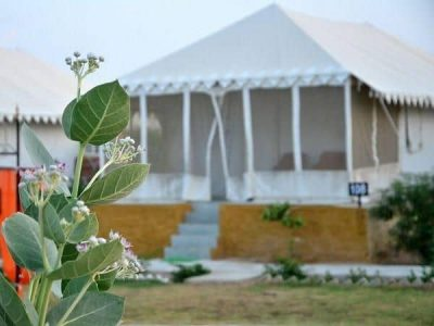 desert camp at jaisalmer
