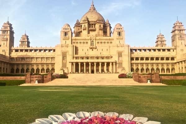 umaid bhawan palace jodhpur rj